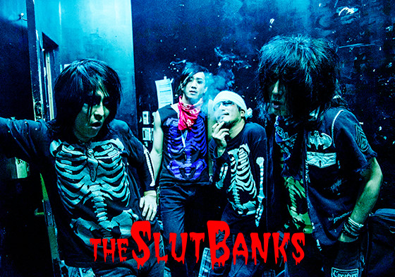 THE SLUT BUNKS